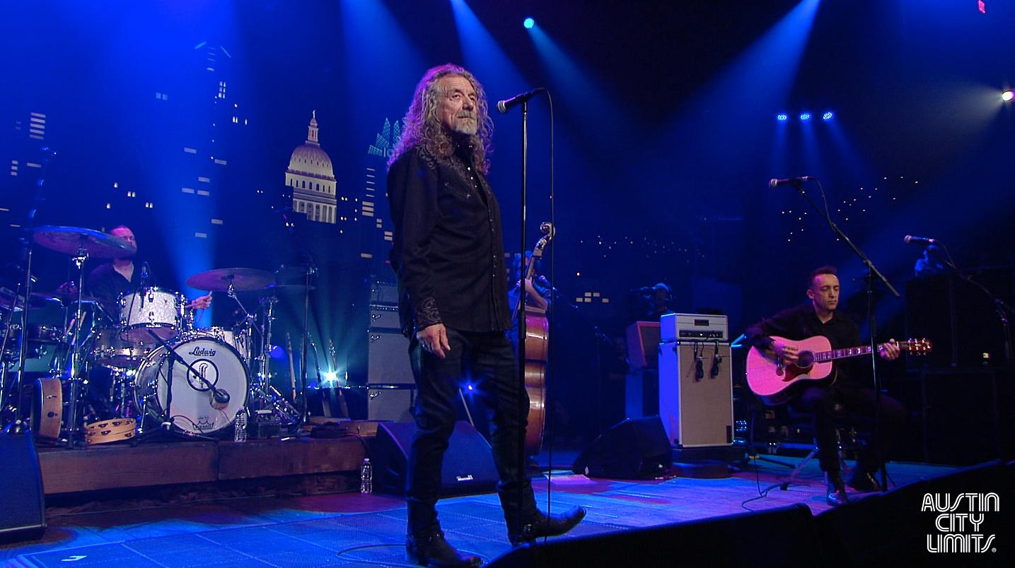 """Robert Plant & The Sensational Space Shifters """"In the Mood"""""""