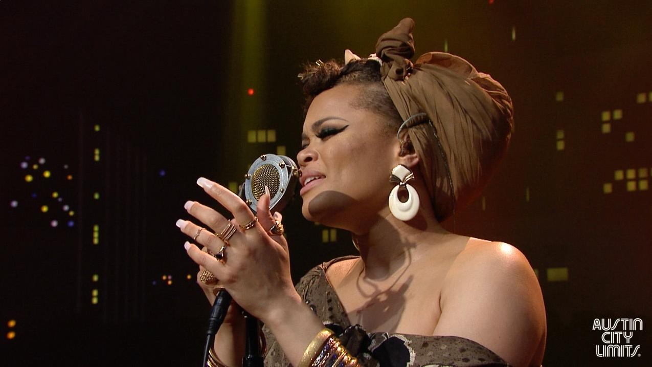"""Andra Day """"Rise Up"""""""