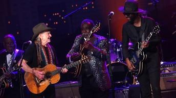ACL Hall of Fame New Year's Eve 2016 | Willie Nelson & Gary