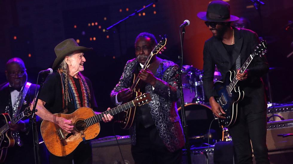 ACL Hall of Fame New Year's Eve 2016 | Willie Nelson & Gary  image