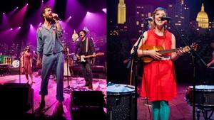 Edward Sharpe & Magnetic Zeros / tUnE-yArDs