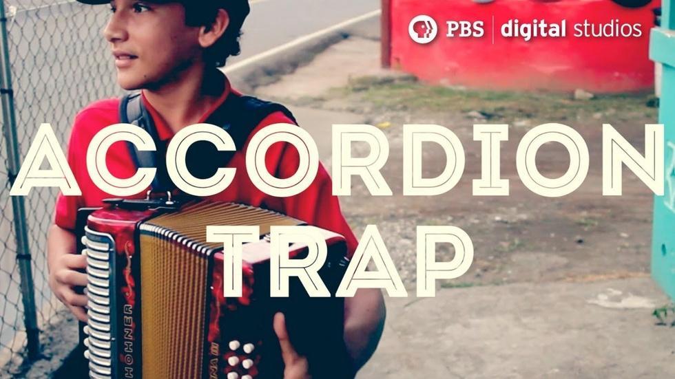 Beat Making Challenge #1: Accordion Trap image