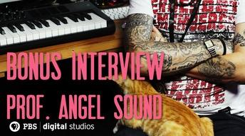 Prof. Angel Sound Prison Beats Interview  image
