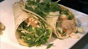 seafood wraps