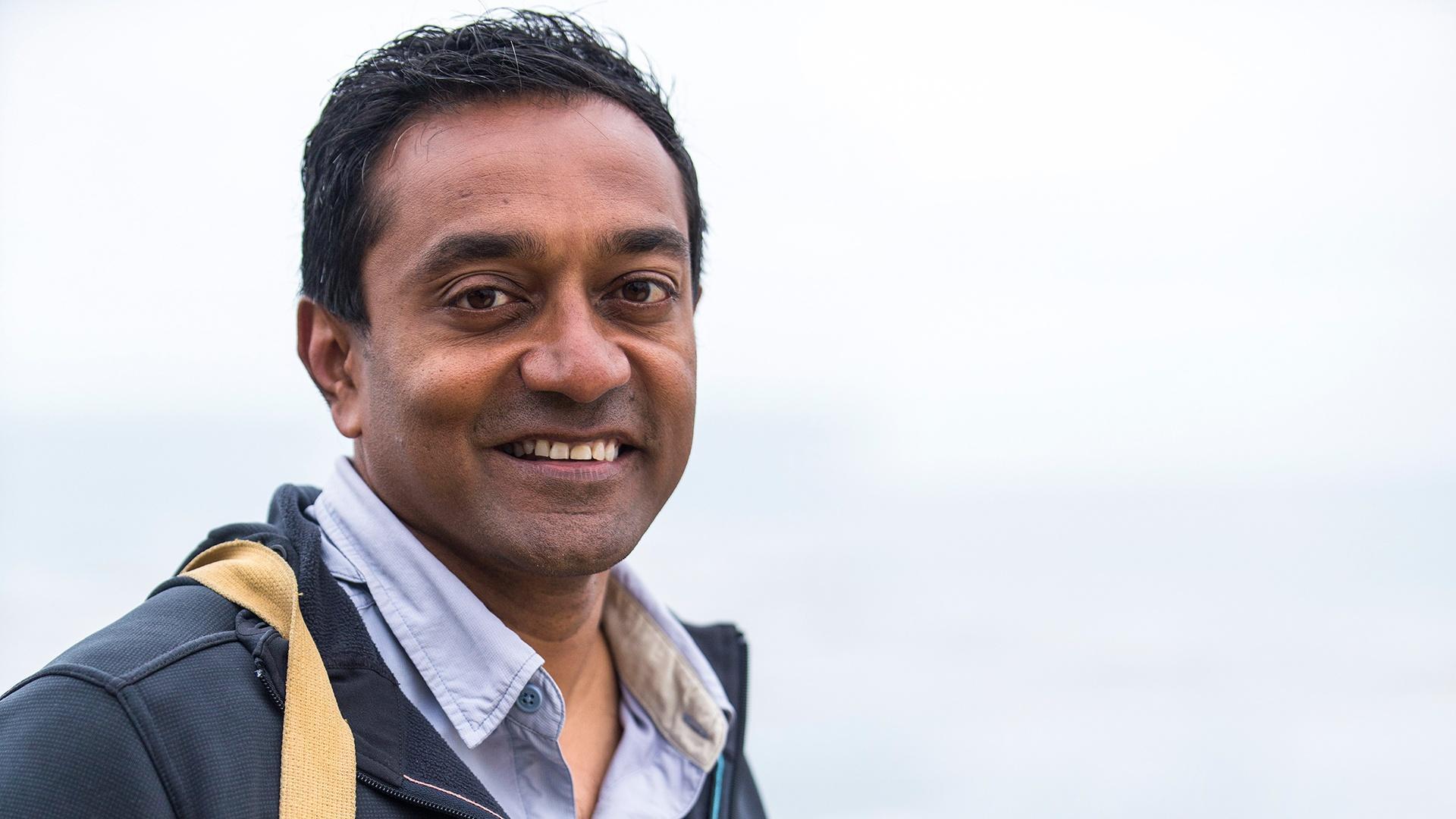 Dr. M. Sanjayan Introduces Big Blue Live