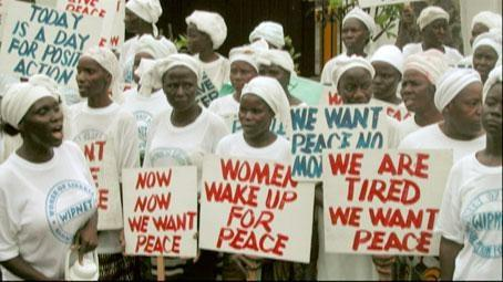 The Journal: Women Fight for Peace image