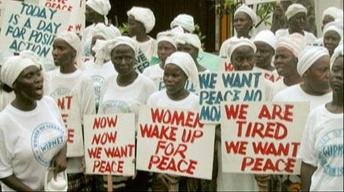 The Journal: Women Fight for Peace