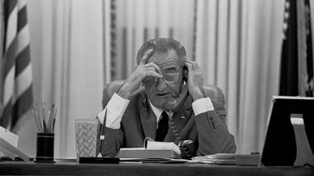 The Journal: LBJ's Road to War image