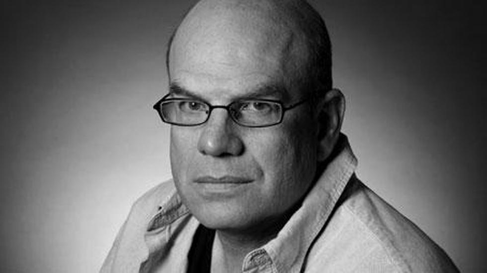 The Journal: THE WIRE's David Simon image
