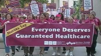 Bill Moyers Journal: Phiippe Sands on Torture, CA Nurses