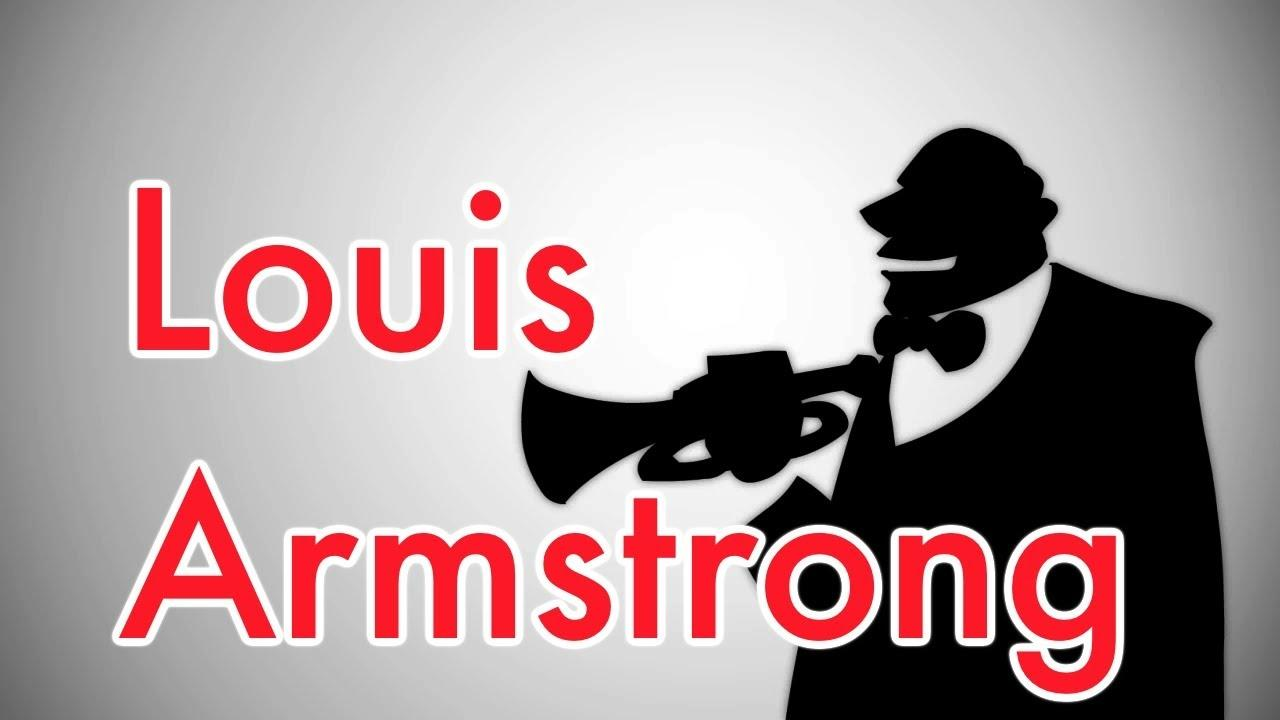 Louis Armstrong on His Chops image