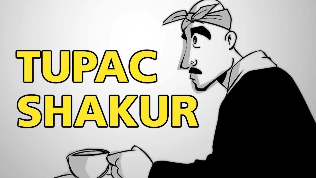 Tupac Shakur on Life and Death image