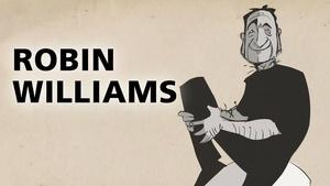 Robin Williams on Masks