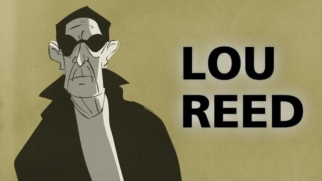 Lou Reed on Guns & Ammo