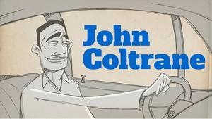 John Coltrane on Giant Steps