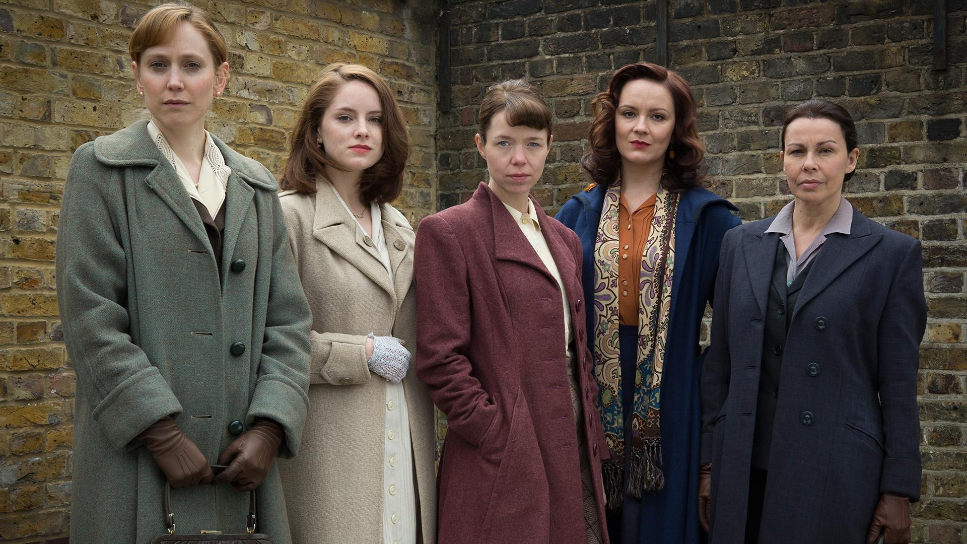 Watch Full Episodes Online Of The Bletchley Circle On Pbs
