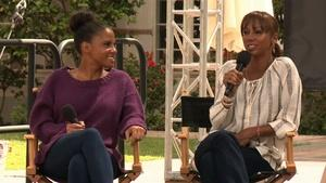 Holly Robinson Peete & Ryan Peete | 2016 LA Times Book Fest