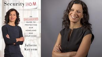 Juliette Kayyem at 2016 Miami Book Fair