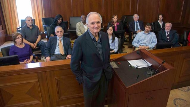 Brains on Trial with Alan Alda - Preview