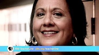 PBS Teacherline image