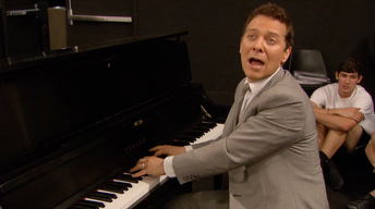 Celebrity Cameo: Michael Feinstein
