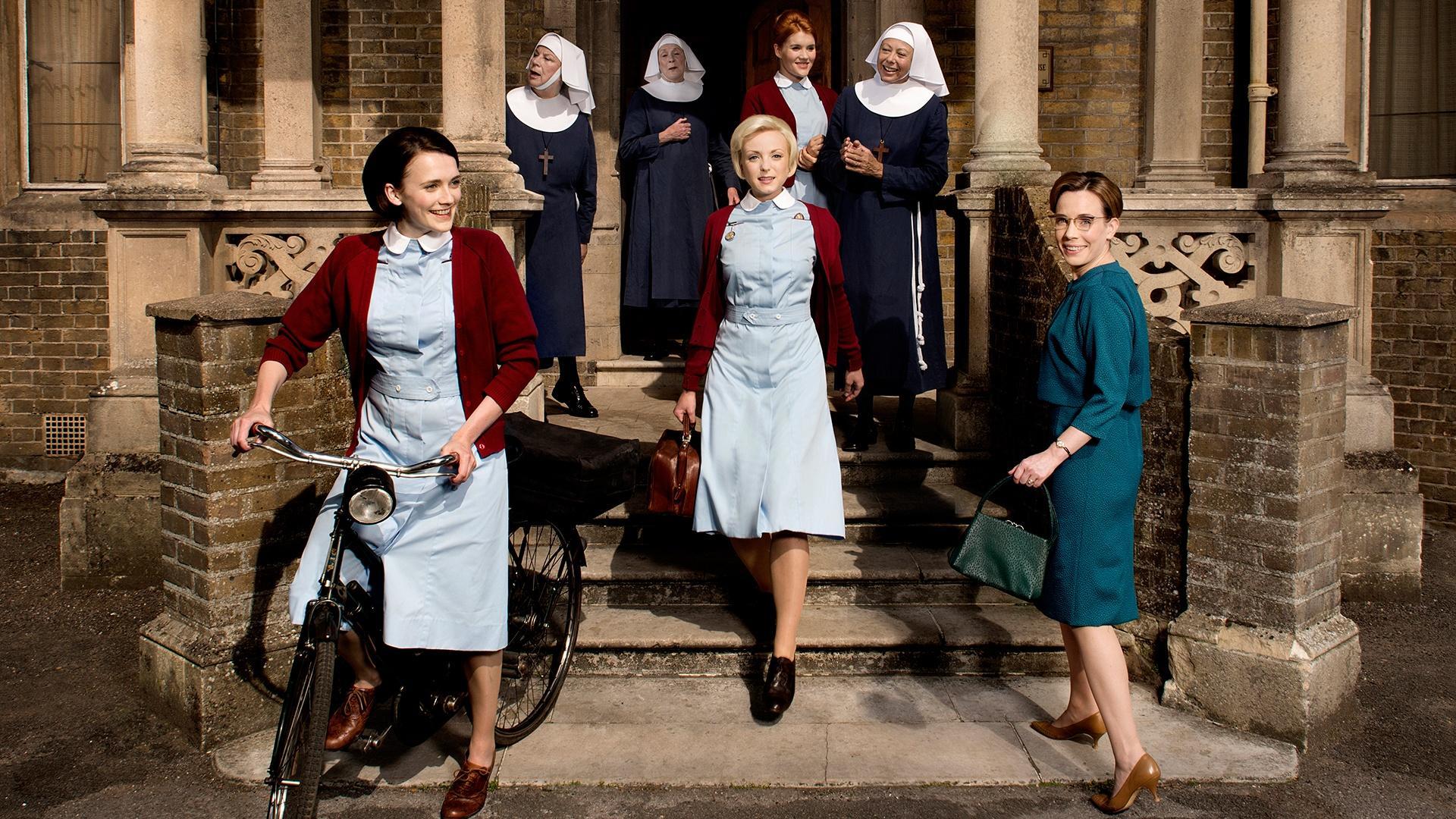 Call the Midwife Season 4 Premiere - Sun., Mar. 29 at 7 p.m.