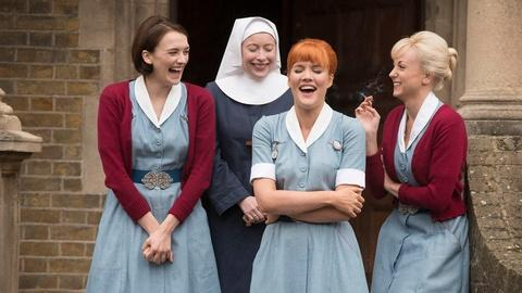 Call the Midwife -- Season 5 Behind the Scenes | Keeping it Light