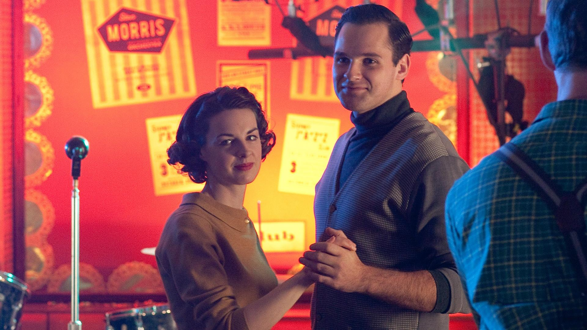 Call The Midwife - Scenes from Episode 8 - Twin Cities PBS Philip Worth Call The Midwife