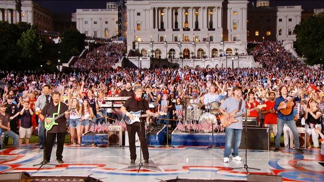 The Alabama Band live from the West Lawn of the US Capitol