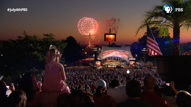 Tom Bergeron Hosts A Capitol Fourth