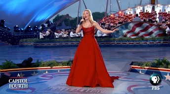 "S2016: Jackie Evancho Sings ""God Bless America"""