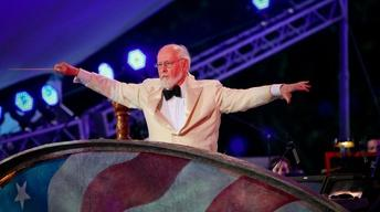 John Williams Lights Up July Fourth