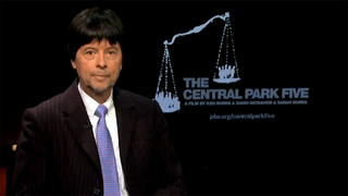 Join Ken Burns for a discussion about The Central Park Five