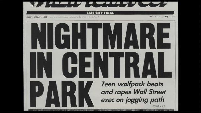 Central Park Five Promo