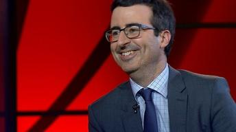 John Oliver on His Big Break