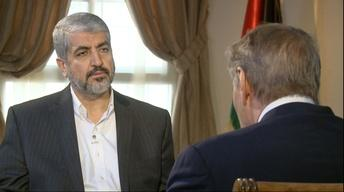 Charlie Rose Interviews Khaled Meshaal