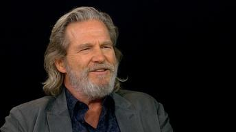 "Jeff Bridges on ""The Giver"""