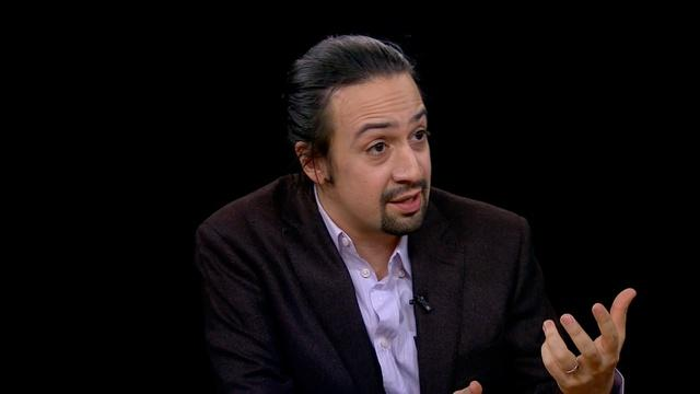 Lin-Manuel Miranda on