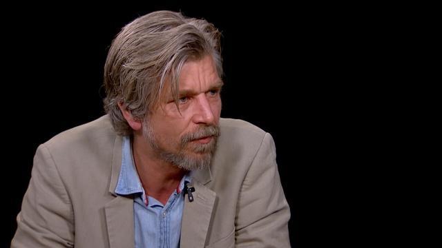 Norwegian Novelist Karl Ove Knausgaard