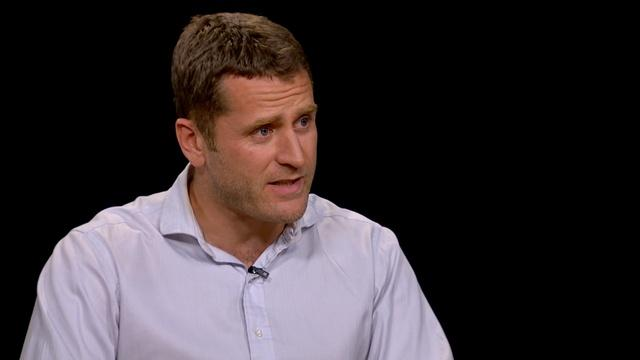 Journalist Ben Anderson on Reporting in Iraq and Afghanistan