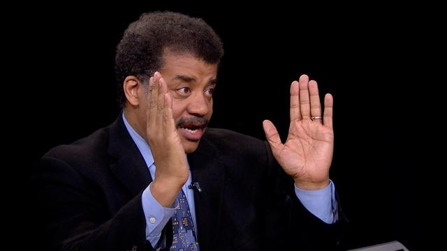 Astrophysicist Neil deGrasse Tyson on Life in Outer Space