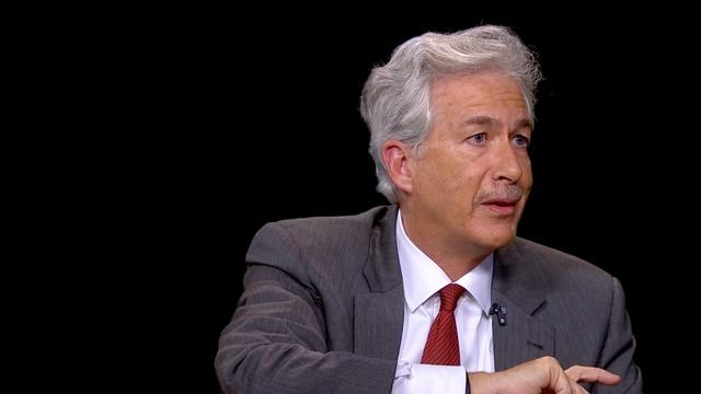 Former Diplomat William Burns on the Nuclear Deal With Iran