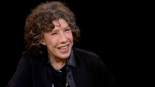 Lily Tomlin on
