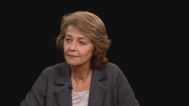 Charlotte Rampling and Andrew Haigh on