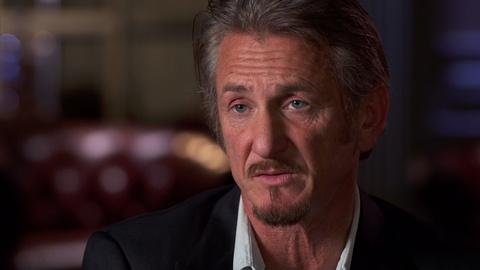 Charlie Rose The Week -- Sean Penn on His Interview With 'El Chapo'