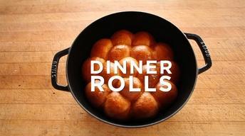 Dinner Rolls image