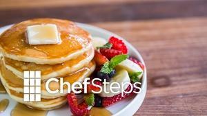 Light & Fluffy Pancakes