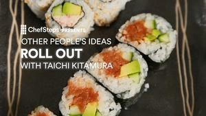 Sushi Rolls with Taichi Kitamura