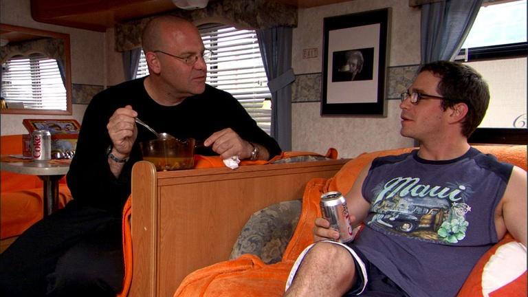 Glen and Mark's Pre-Show Rituals