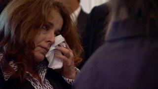 The Espana Funeral